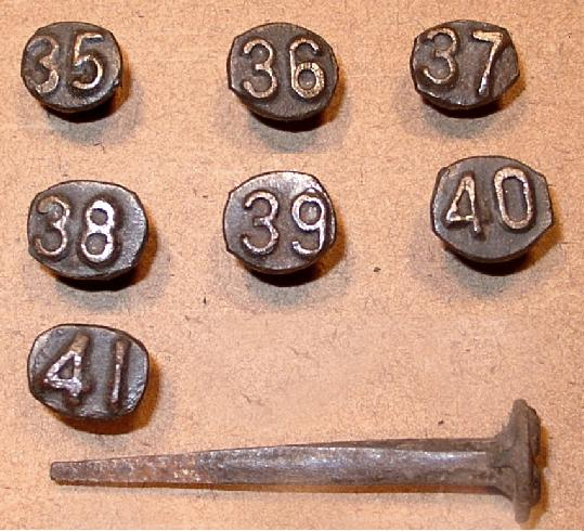 Dating old square nails ebay 3